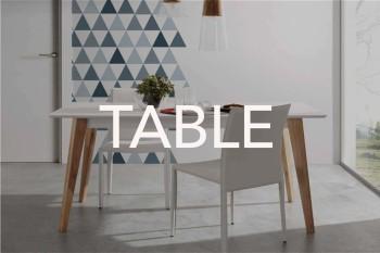 Catégorie mobilier table